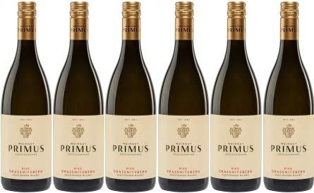 Ried GRASSNITZBERG Sauvignon Blanc 2018 -Paket mit 6 Flaschen im Karton - Weingut Primus