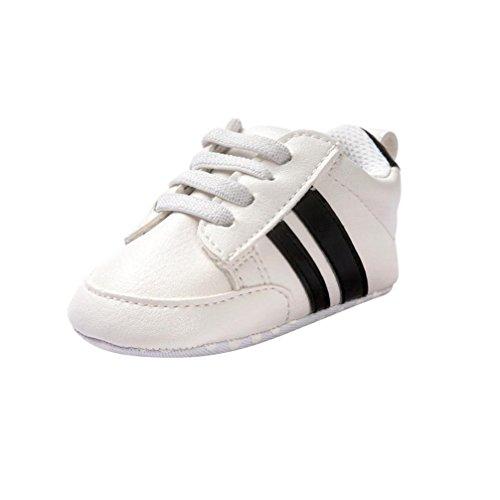 manadlian Chaussures Bébé Chaussures de Gymnastique Mixte...