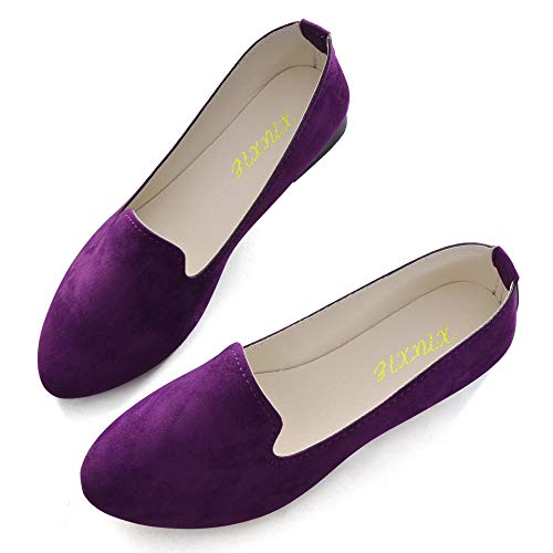 Top 10 best selling list for purple flats shoes for sale