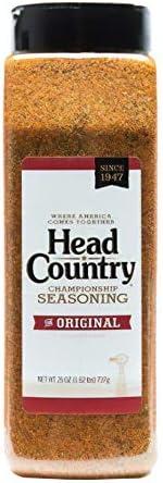 Head Country 26 oz Original Championship Seasoning product image