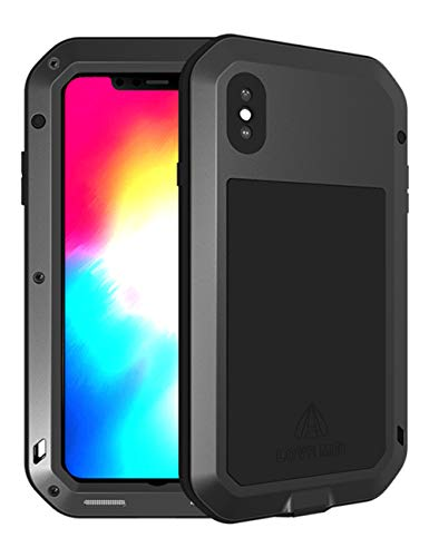 Case for iPhone Xs MAX (2018), Full Body Screen Protector with...