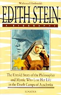 [Edith Stein] (By: Waltraud Herbstrith) [published: August, 2000]