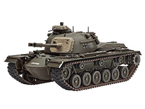 Revell 03206 - Modellbausatz - M48 A2/A2C im Maßstab 1:35
