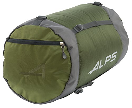 ALPS Mountaineering Compression Sleeping Bag Stuff Sack (Large)