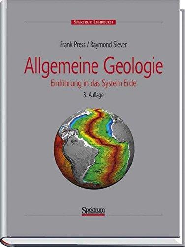 Allgemeine Geologie (Sav Geowissenschaften)