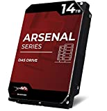 WP Arsenal 14TB SAS 12Gb/s 7200RPM 3.5-Inch DAS Hard Drive