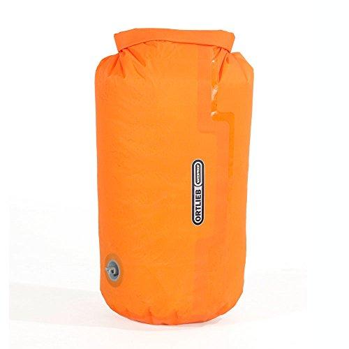 Ortlieb Packsack Compression Dry Bag PS 10 - Saco de Dormir, Color Naranja, Talla 12 L