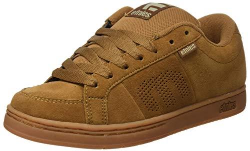 Etnies Damen KINGPIN Sneakers, Braun (230-Brown/Gum/Gold), 44 EU