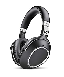 Sennheiser PXC 550 Wireless NoiseGard Adaptive Noise Cancelling, Bluetooth Headphone with Touch Sensitive Control and 30-Hour Battery Life - Black (B01E3XLNA0) | Amazon price tracker / tracking, Amazon price history charts, Amazon price watches, Amazon price drop alerts