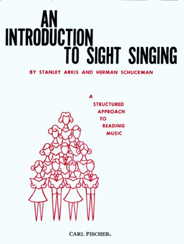 O4666 - An Introduction To Sight Singing