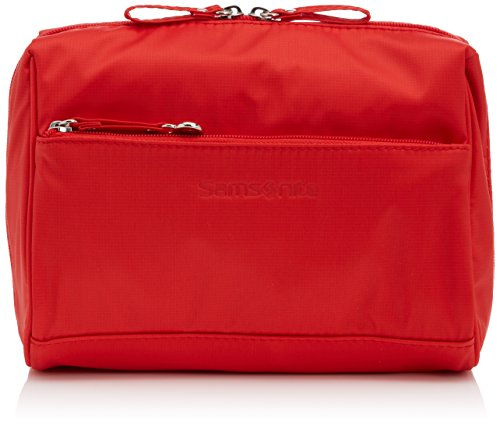 Samsonite Move Cosm.Cases Cosmetic Bag M Beauty Case, Rosso (Rosso)