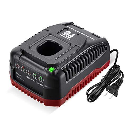 SURTOP 140152004 19.2V Battery Charger for Craftsman C3 Li-ion Ni-CD Ni-Mh Battery 130279005 1323903 130211004 130279017 11375 11376 315.115410