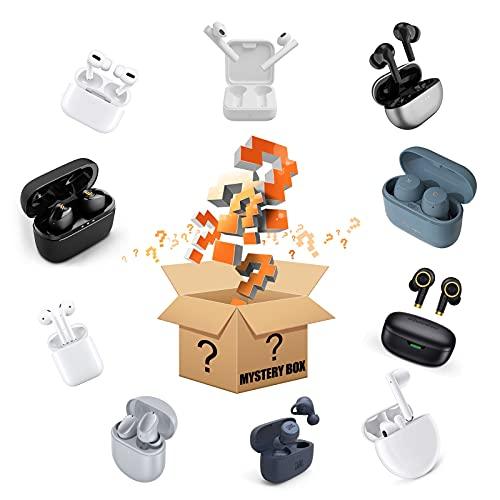 QIXIAO Mystery Box Box Auricolari Senza Fili, Cuffie Blind Box Box Lucky Box Speaker, Super Costofficace, Stile Casuale, Eccellente Rapporto qualità-Prezzo per Il Denaro, Primo Arrivato per Primo