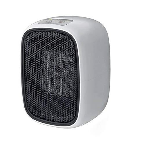 RR-YRF Household Fan Electric Heater Mini Portable Desktop Heater PTC Ceramic Fast Heater Convenient Heater Ultra Quiet Fan