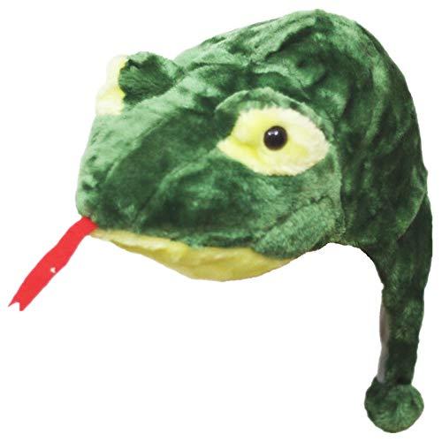 Petitebelle Los animales del traje de Halloween del sombrero unisex Tamaño de la ropa gratis Un tamaño Serpiente