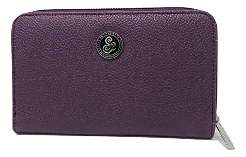 Savvycents Wallet (Purple)