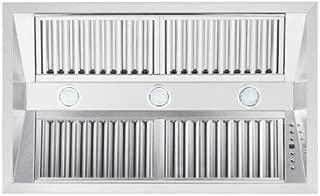 ZLINE 40 in. 1200 CFM Range Hood Insert in Stainless Steel (721-40)