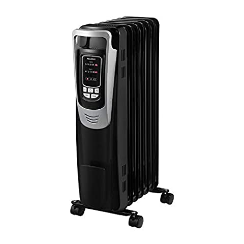 Pelonis NY1507-14A Oil Filled Heater