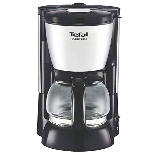 Tefal 0.6 L Apprecia 6-Cup Coffee Maker