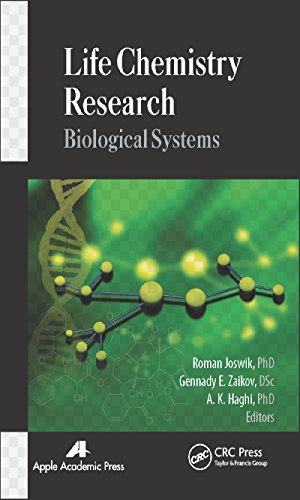 Life Chemistry Research: Biological Systems (English Edition)