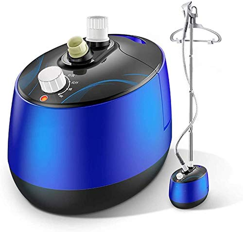 ZouYongKang Vapor de Ropa, 3L de pie, vaporizador de Vapor 1650W, Ropa de Vapor de Vapor de Vapor de Vapor de Vapor con Percha y Tubo de Vapor para la Ropa de Dormitorio para el hogar, eliminación de