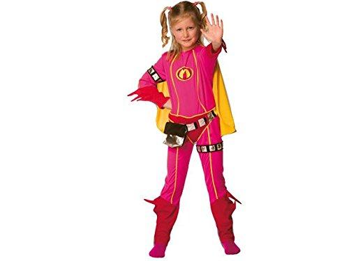 Studio100 - 0806028 - Déguisement pour Enfant - Costume + Cape - Mega Mindy