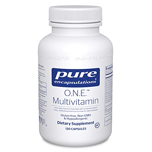 Pure Encapsulations O.N.E. Multivitamin | Once Daily Multivitamin with...