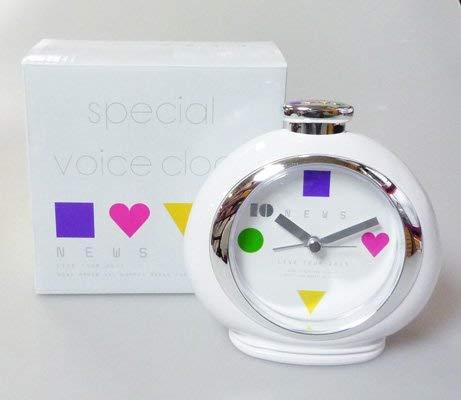 東京ドーム公演限定 special voice clock NEWS 2013 10th Anniversary