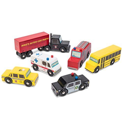 Le Toy Van Il Set di Macchine di New York, TV26
