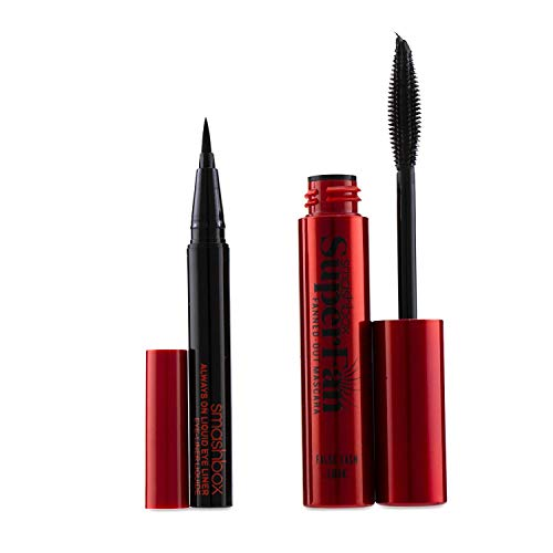Smashbox Cat-Eye Kit Set (Mascara und Flüssiger Eyeliner Stift)