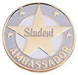 Anderson's Student Ambassador Leadership Award Pins, 6 Count