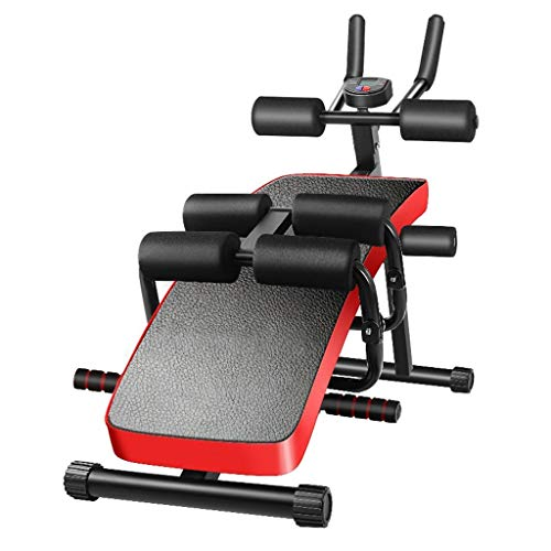 Amazing Deal YIWULA 6-in-1 Multi-Functional Dumbbell Bench Adjustable Height Incline Bench, Multi-Wo...
