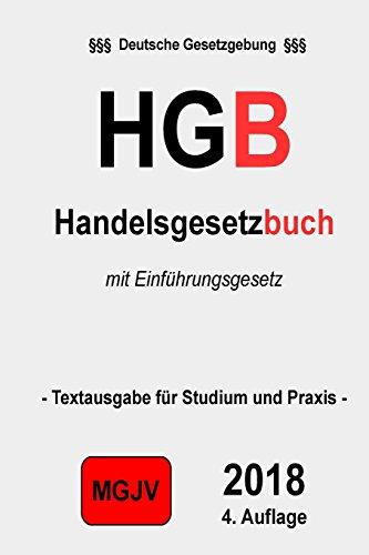HGB - Handelsgesetzbuch: Handelsgesetzbuch