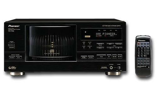 Pioneer PD-F958 101-CD Changer (Discontinued by Manufacturer)