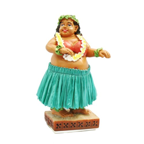 Exotenherz - Hawaii miniature Dashboard Hula Doll - Sweet Wahine
