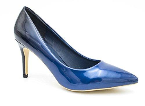 Escarpin Femme Vernis - Chaussure Escarpin Dégradées...