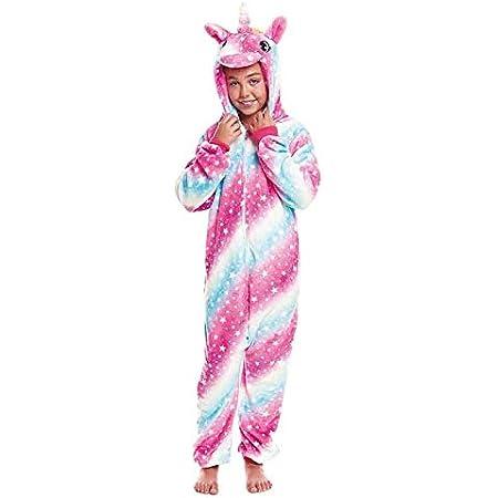 Disfraz Pijama Unicornio Cosmico Infantil Unisex (3-4 años ...