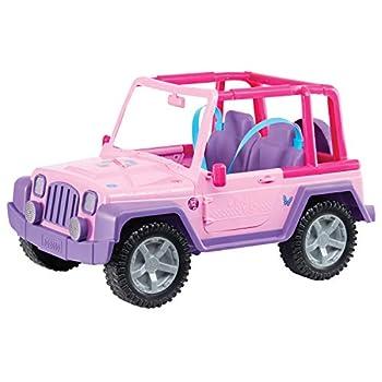 journey girl jeep