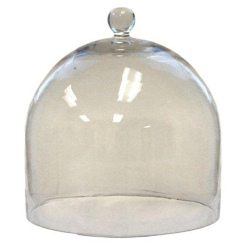 Gran campana de cristal con 111/2