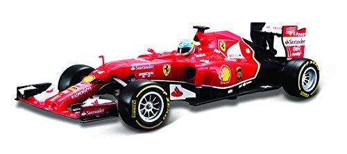 RC Auto kaufen Rennwagen Bild 2: Maisto 581186 - Ferngesteuertes Modellauto 1:24 Ferrari F14T mit Fernando Alonso*