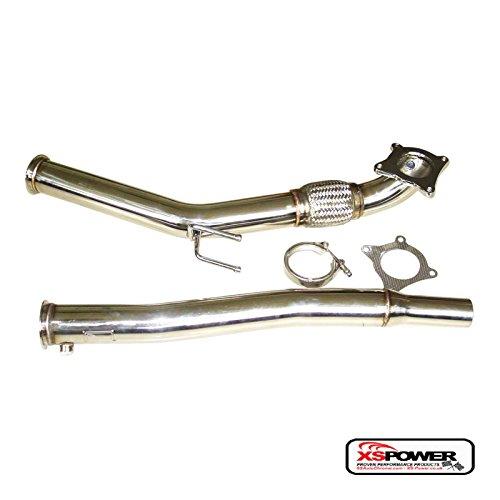 XS-POWER 2006-2010 VW GOLF GTI JETTA AUDI A3 2.0T FSI TURBO DOWNPIPE PERFORMANCE