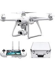 Potensic Dreamer Pro GPS Drone, 3 Ejes Gimbal, 16MP, Video 4K HD, Sin Care Refresh, 32G SD Tarjeta, Distancia Trasmisión 2 Km