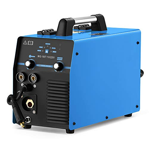 MIG MMA Welder 190A Welding 110/220V Dual Voltage...