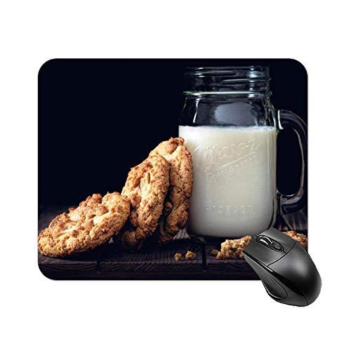 Nussplätzchen mit Milchmauspad