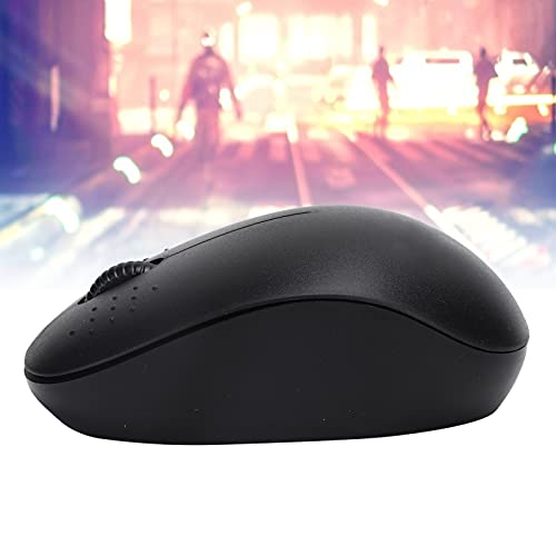 2.4G Mouse, Smooth Gaming Mouse USB Plug‑in Computer for Computer for Laptop