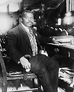 ClassicPix Photo Print 16x20: Marcus Garvey, 1887-1940