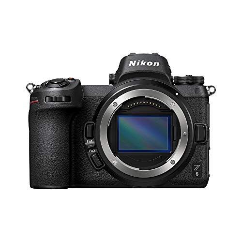 Nikon Z6 Full Frame Mirrorless Camera Body
