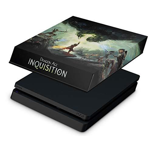 Capa Anti Poeira para PS4 Slim - Dragon Age Inquisition