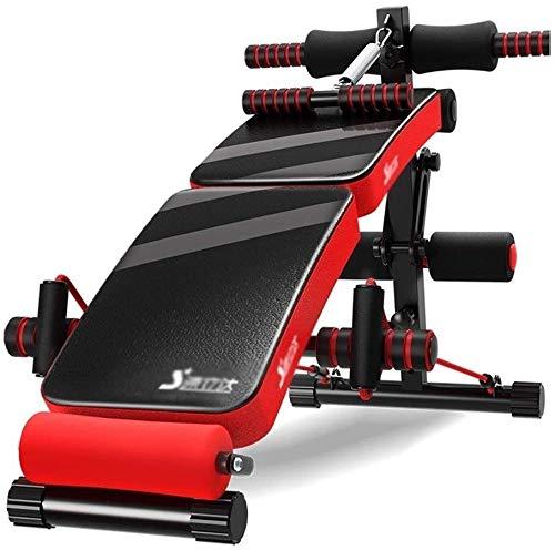 Geen logo Egcsf Verstelbare Banken Multi-positie Verstelbare Werkbank Opvouwbare Bench Press Weights Bank Gym Apparatuur Thuis Lading Capaciteit Tot 270 kg Kracht Training Apparatuur