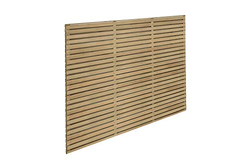 Forest 6 x 5 ft Panel Fence, Pressure Treated